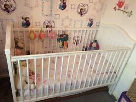 Beautiful Cot Bed