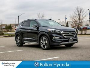 2017 Hyundai Tucson LIMITED. Demo. Leather. PanoRoof. NAVI. Came