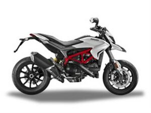 2017 Ducati Hypermotard 939 Star White Silk
