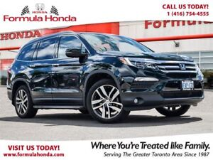 2017 Honda Pilot TOURING l DEMO l TOP OF LINE