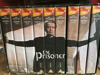 Patrick McGoohan's The Prisoner Complete VHS Box Set