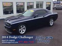 2014 Dodge Challenger *One Owner SXT *305 HP