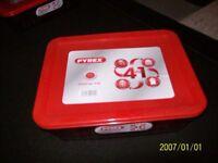 Brand new 3 Pyrex Square Dish 3x 27x 23cm/ 4.0 litres