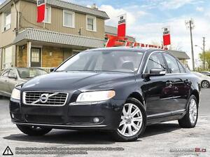 2010 Volvo S80 3.2L- LEATHER, SUNROOF