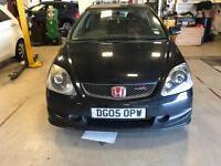 Honda Civic type r 2005 face lift ep3 model quick sale