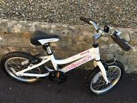 Ridgeback 'Melody' bike - 16 inch wheels, excellent condition (two available)