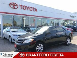 2013 Toyota Corolla CE, Manual, Trade In, Heated Seats, Bluetoot