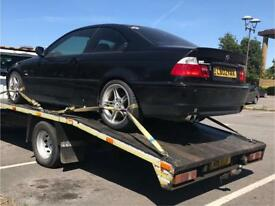 Breaking 2002 bmw e46 325ci