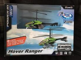 Remote control helicopter, in unopened box