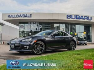 2015 Subaru BRZ 6Spd Sport-tech No Accidents, One Owner