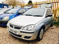 ★🎈WEEKEND SALE🎈★ 2003 VAUXHALL CORSA 1.2 PETROL ★MOT MARCH 2017★ PERFECT 1ST CAR ★ KWIKI AUTOS★
