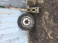 Ford transit / ldv wheel