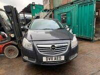 BREAKING Vauxhall Insignia SRI 158 CDTI 2.0 Grey Hatchback Door glass window front rear offside ns