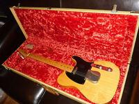 Fender USA Custom Shop Time Machine Relic '53 Vintage Telecaster (2010)
