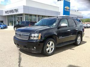 2012 Chevrolet Tahoe LTZ with Sunroof and Navigation