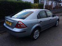diesel 2005 (55) Ford Mondeo mot for 1 year