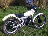 Yamaha TY175 Trials - Ready To Go