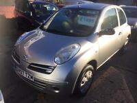 Nissan micra 1.2 2007 facelift model low miles