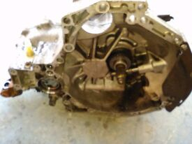 1997-2006 LandRover Freelander Mk1 1.8 5 speed manual gearbox petrol