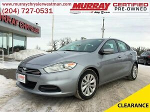 2015 Dodge Dart Aero Turbo FWD *Navigation* *Backup Camera*