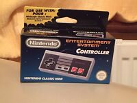 Nintendo Classic Mini: Nintendo Entertainment System (NES) Controller - Brand New Boxed and Sealed