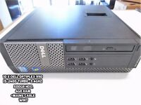 10 x Dell Optiplex 990 i5- 3.4ghz ,500Gb HDD, 4Gb Ram Clean condition.