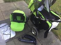 Baby merc travel system REDUCED!
