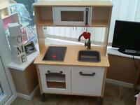 Ikea child's kitchen