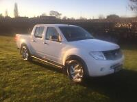 Nissan navara 2014 very low key miles 26k its immaculate