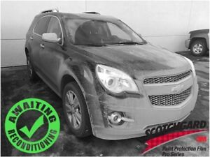 2015 Chevrolet Equinox LTZ V6 AWD| Sun| Heat Leath| Safety Pkg|