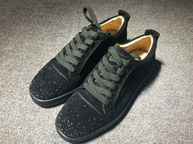 online store 5fcc3 92161 Christian louboutin trainers (suede,leather,diamond) | in Heckmondwike,  West Yorkshire | Gumtree