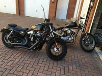 Harley Davidson 48 sportster