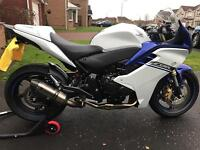 CBR600F 2012 LOW MILES, FULLY LOADED WITH EXTRAS