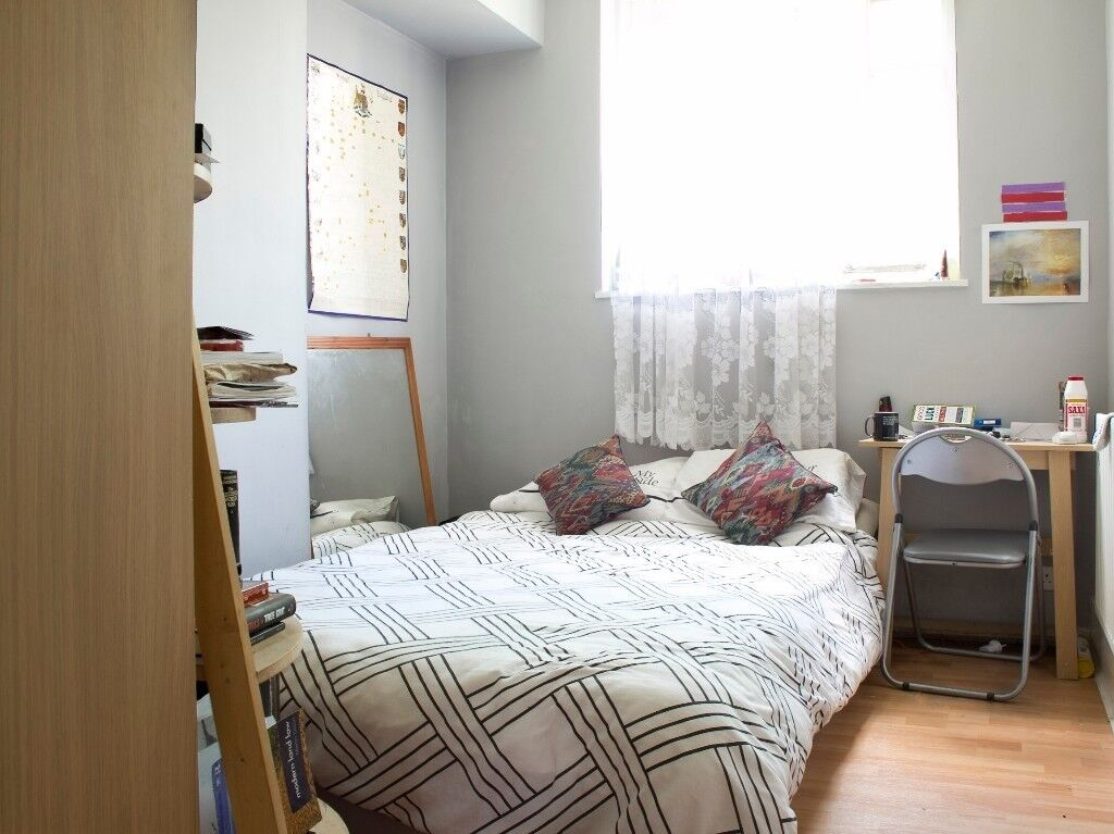 ** Chancery Lane / Holborn Cosy Double Bed Room **