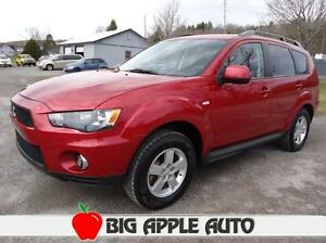 2013 Mitsubishi Outlander ES 4WD NAV REAR CAMERA