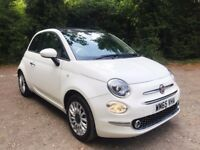 Fiat 500 Convertible (2015) LOW MILEAGE / FULL SERVICED / NO ACCIDENTS / NO SMOKE&PETS