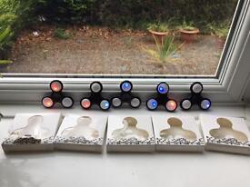 Joblot of 10 LED fidget spinners £20
