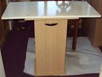 Exo Terra Oak Single Door Cabinet / Stand For Vivarium / Terrarium