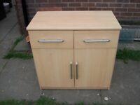 Wood unit, excellent condition