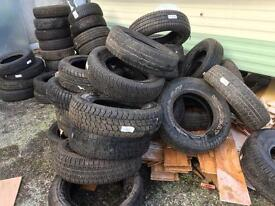 Caravan Tyres for Sale - All Sizes Available