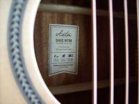 Ashton D45S Solid Spruce Dreadnought Acoustic Guitar