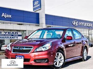2013 Subaru Legacy 3.6R Limited w/EyeSight | 440-watt Harman Kar