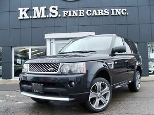 2011 Land Rover Range Rover Sport Supercharged Autobiography|DUA