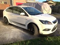 Ford Focus 1.8 Zetec S - Stunning Car in Frozen White