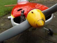 Edge 540 petrol - Complete