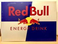 Red Bull Light Up Sign