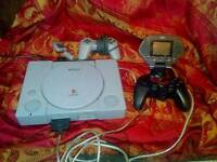 Psx and accessories