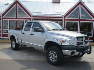 2007 Dodge Ram 1500 ST 33 TIRES EXHAUSTFENDER FLARES MUST SEE