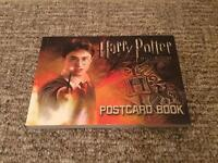 *New Harry Potter Rare Postcard Book - Great Xmas Present*