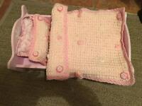 Dolls cot/bed